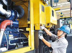 中国工程机械阔步迈向世界