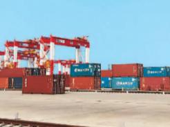 """中企加快参与海外港口建设 带动中国建设标准""""走出去"""""""