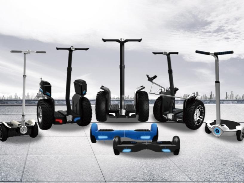 杭州骑客:中国平衡车制造业的领航者