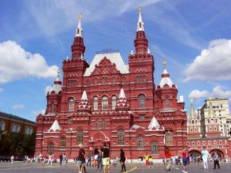 俄罗斯概况 斯俄罗斯人口、面积、重要节日一览