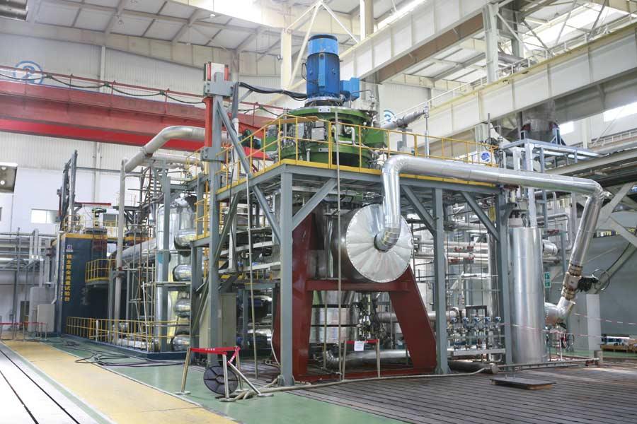 三代核电站用主泵全流量和小流量试验台