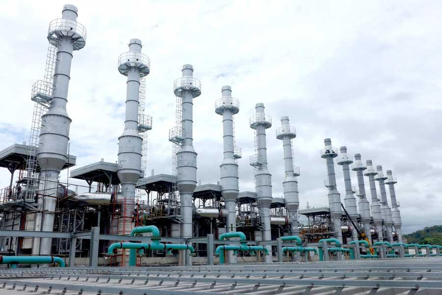 厄瓜多尔埃斯梅拉达II期热电项目