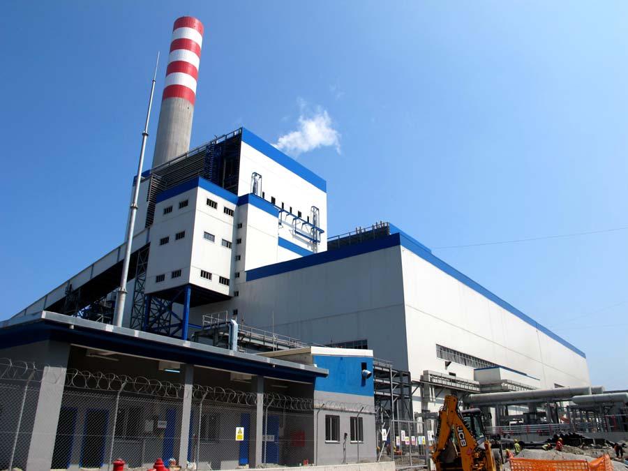 哈尔滨电气国际工程有限责任公司总承包的土耳其泽塔斯66万千瓦超临界火电机组