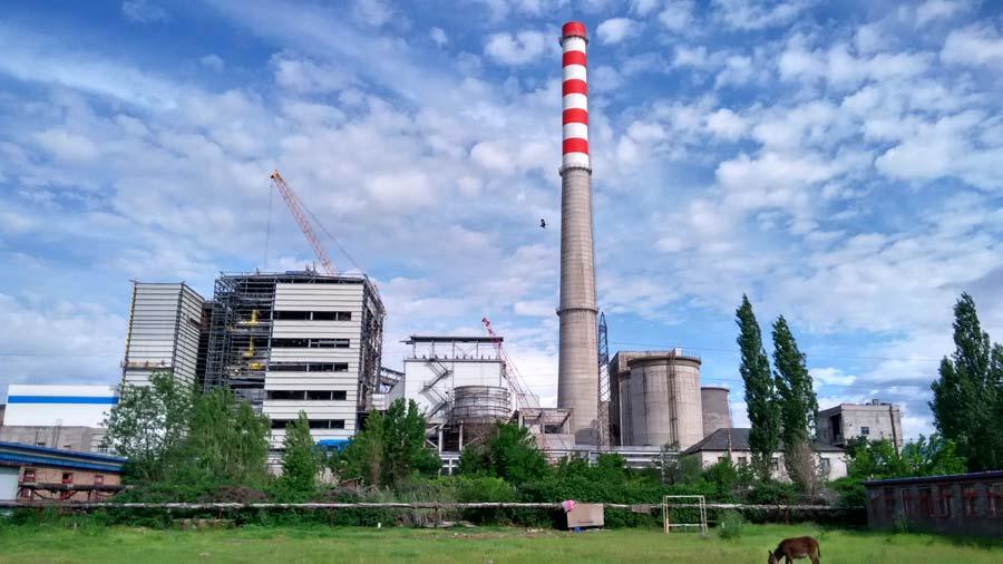 乌兹别克斯坦安格连150MW燃煤电站项目
