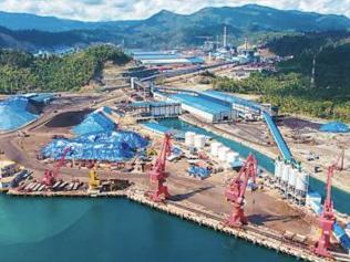 中企投资印尼氧化铝项目配股方案通过 两国能源合作获双赢