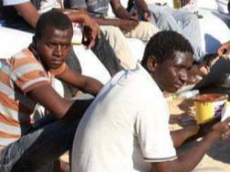 去年1.9万多名滞留利比亚的非法移民被送回国