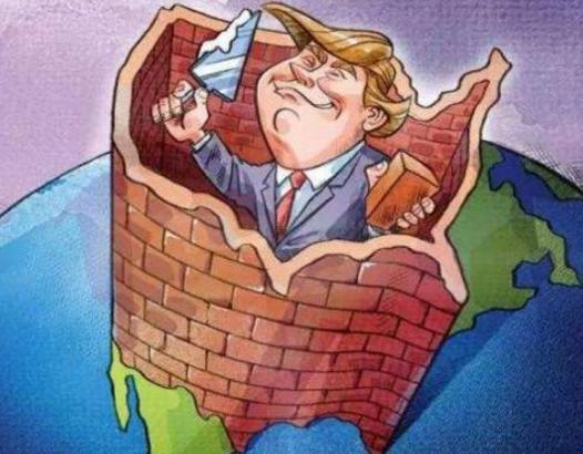 """""""美国优先""""就是公平贸易,怪逻辑!"""
