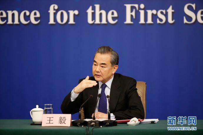 王毅:服务国内发展是中国特色大国外交分内的事