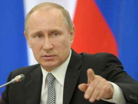 普京说俄罗斯将通过政治外交途径解决所有争端
