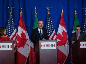 美国在NAFTA谈判中放弃汽车零部件比重要求