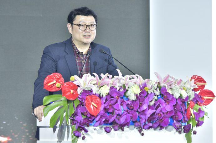 中国中小企业协会副会长、金电联行信息技术有限公司董事长范晓忻