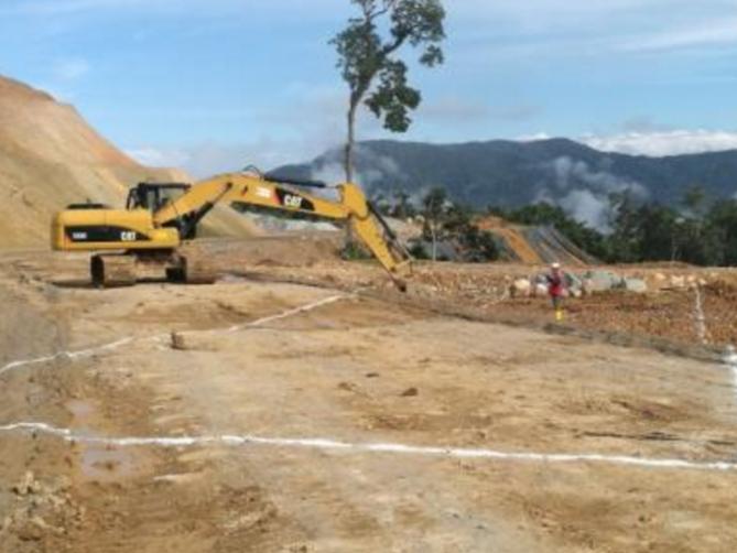 厄瓜多尔三大矿山项目施工取得进展