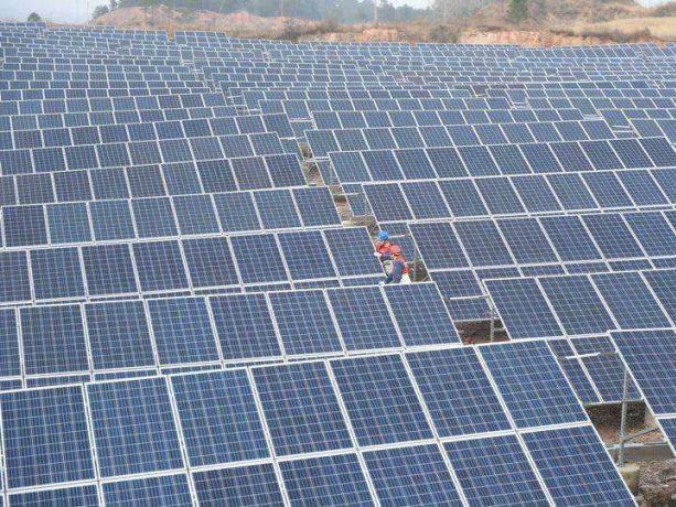 联合国:中国成为全球太阳能投资激增最重要推动力