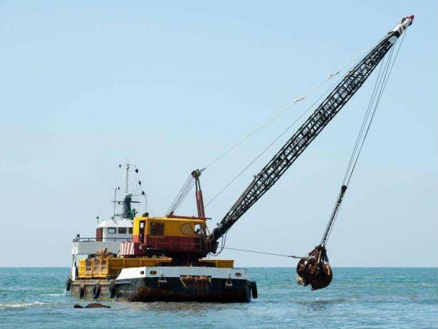 中国公司再与乌克兰签署港口疏浚项目合同