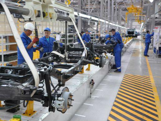 哈萨克斯坦:制造业外国投资显著增长