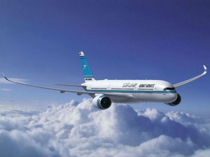 科威特航空暂停飞往贝鲁特航班