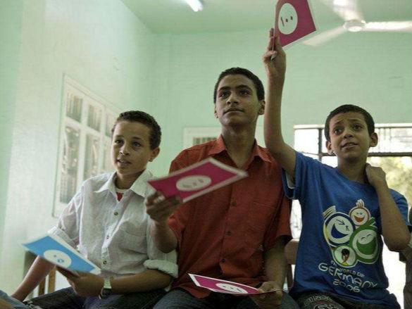 世界银行将向埃及提供5亿美元用于教育改革