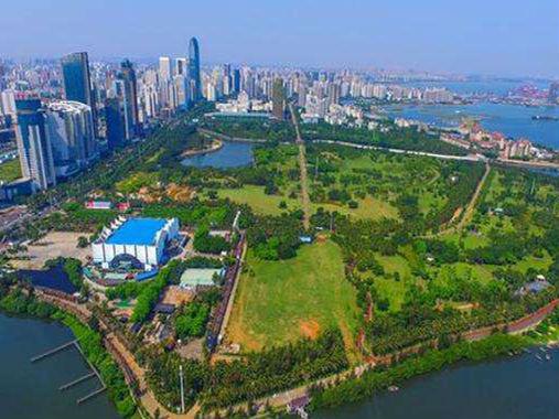 让海南成为中华民族的四季花园