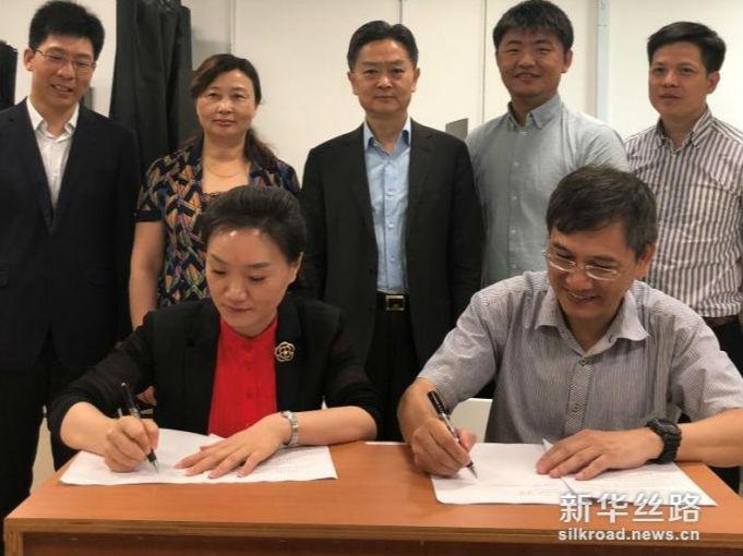 江津区与新加坡国立大学签约 双方将共建科技创新交流平台