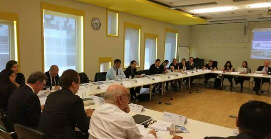 """""""一带一路""""国际税收论坛在维也纳召开"""