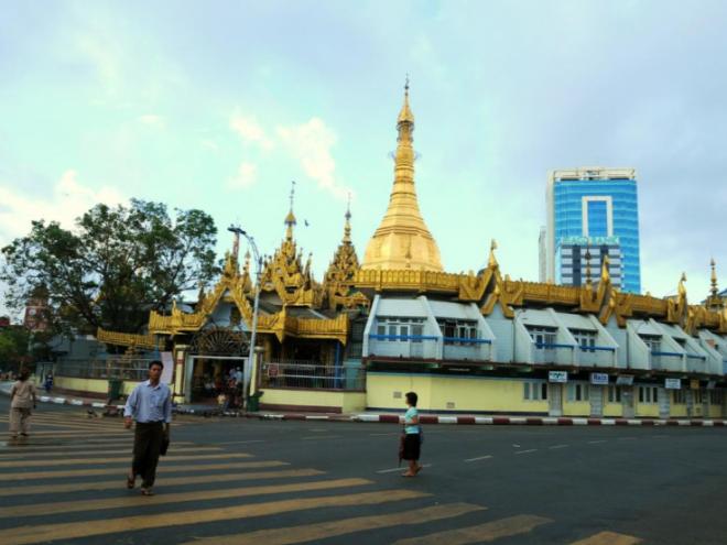 2017-2018财年是4年来缅甸吸引外资最少的一年