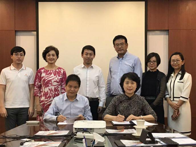 泰中罗勇工业园与中经社新华丝路签署战略合作框架协议