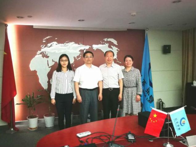 中国友谊促进会到访中非莱基