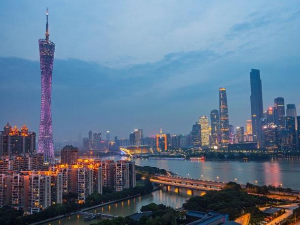 中国(广东)自由贸易试验区总体方案