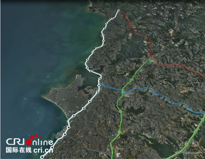 比亚迪中标巴西首个跨海云轨
