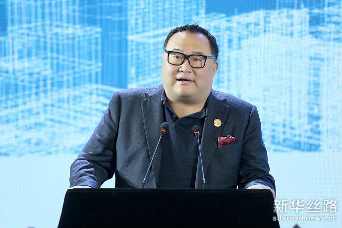 阳光七星投资集团主席兼首席执行官吴征