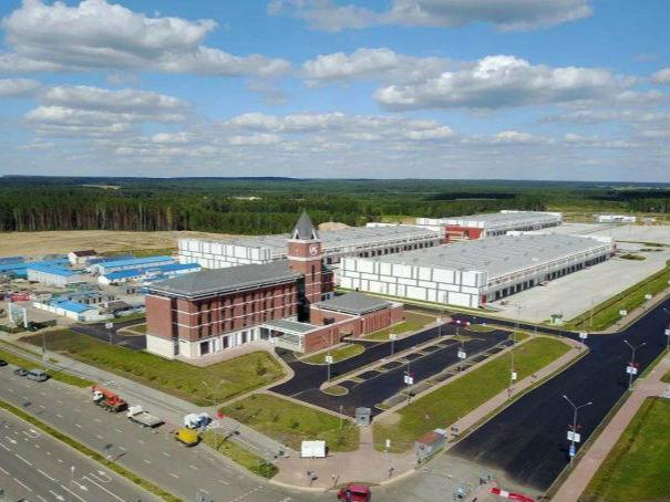 中白工业园打造两国经贸合作新平台