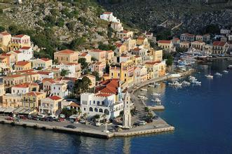 希腊航运业以占20%的全球载重吨领先世界