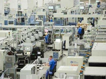 德国工业订单连续4个月环比下降