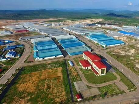 重庆东盟国际物流公司欲与西港特区合作