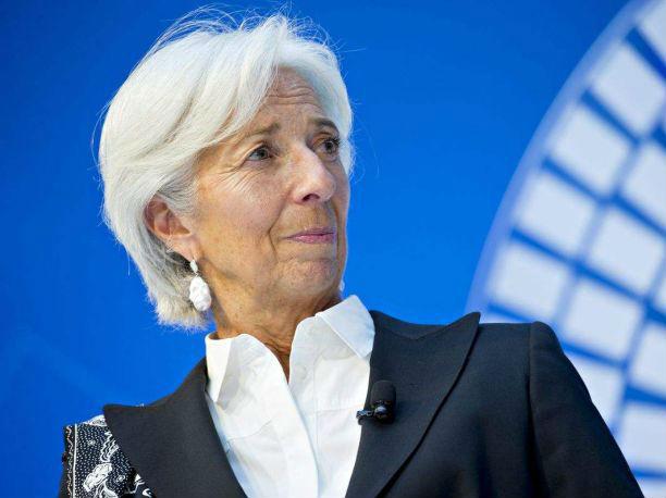 拉加德批评美贸易保护主义致世界经济蒙阴影