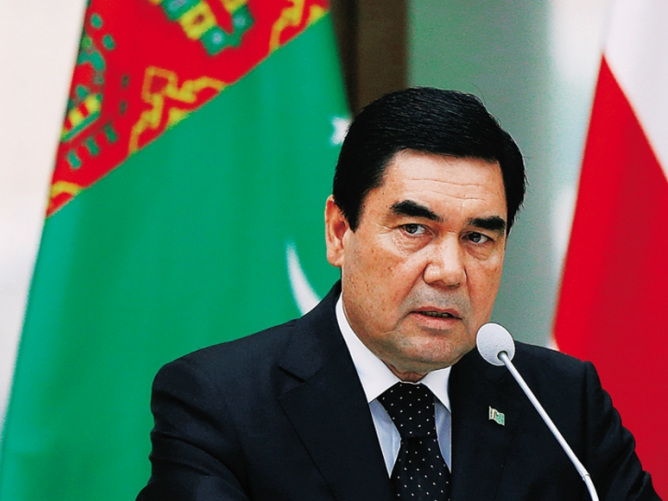 土库曼斯坦总统将访问塔吉克斯坦