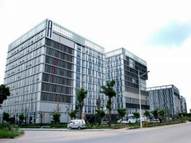 """南京软件园:以""""芯片之城""""开拓发展新境界"""