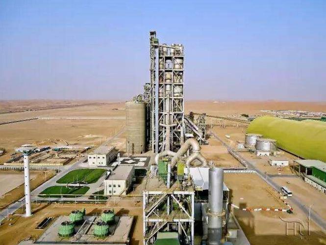 印度完成对阿联酋水泥企业并购