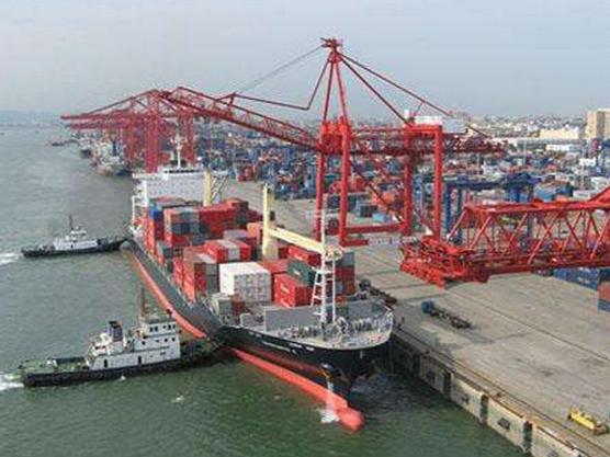 """上半年河北对""""一带一路""""沿线国家进出口同比增4.7%"""