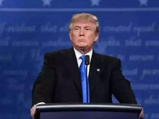 """特朗普""""口误""""风波为何愈演愈烈"""