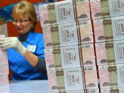 截至2018年7月1日俄罗斯居民存款达32万亿卢布