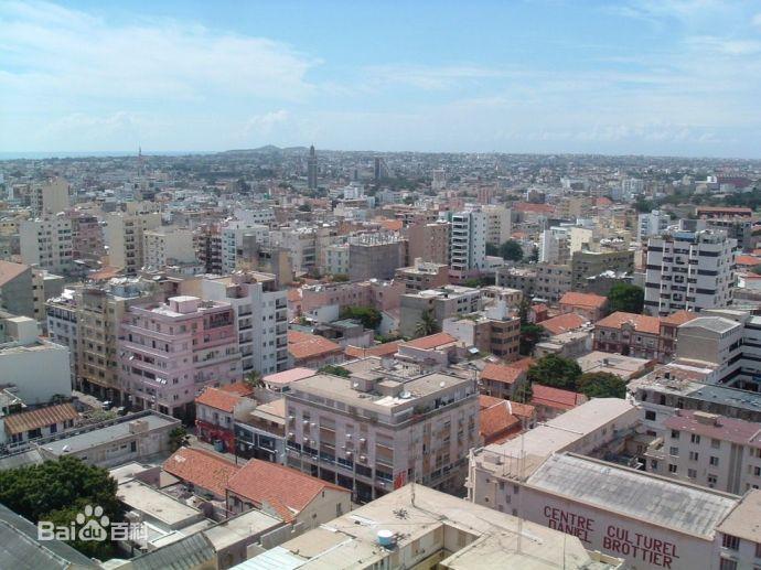 塞内加尔首都