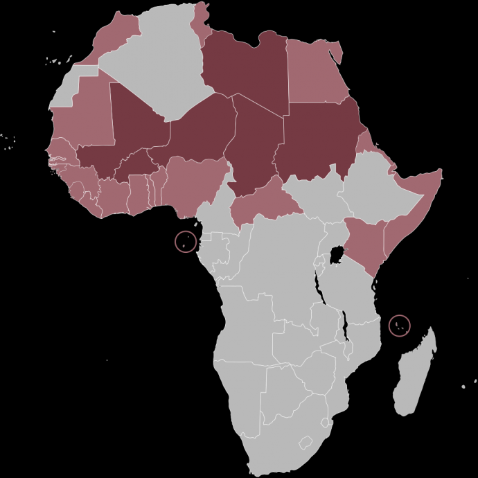 """萨赫勒-撒哈拉国家共同体是什么?为什么""""倒闭""""了?"""