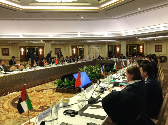 亚洲相互协作与信任措施会议是什么?