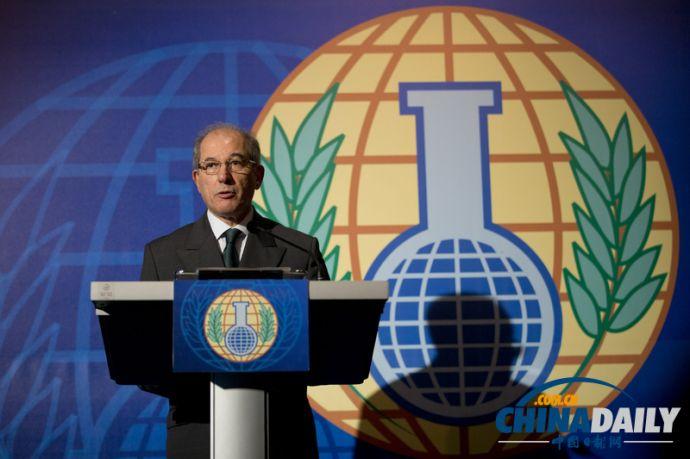 禁止化学武器组织获诺贝尔和平奖