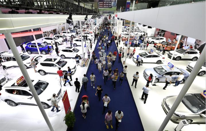 2018中国·银川国际汽车博览会启幕