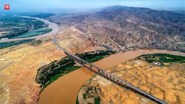 沙坡头黄河特大桥