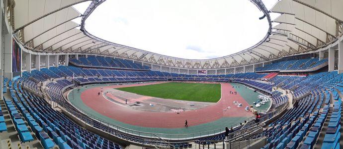 体育场内景