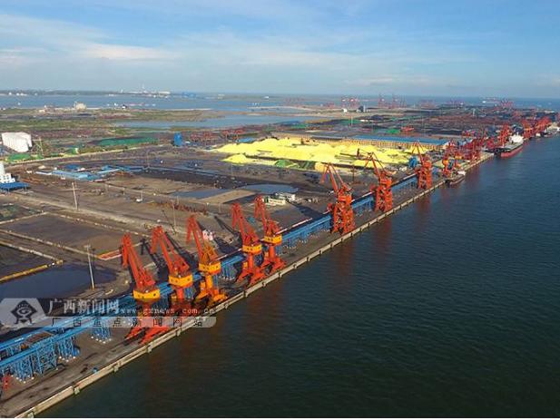 广西防城港国际船舶进出境实行无纸化通关