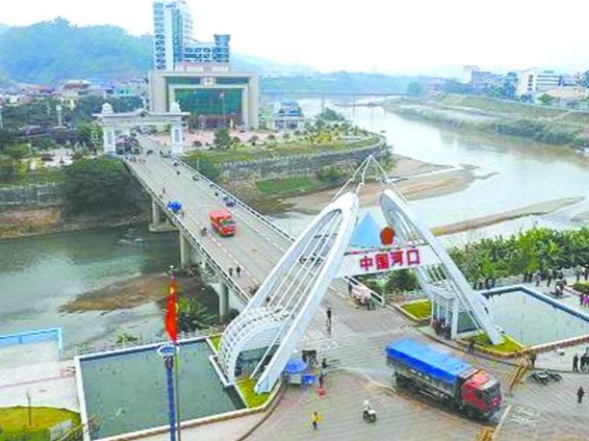 """前8个月云南与""""一带一路""""沿线国家贸易额同比增长近50%"""